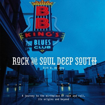 Rock and Soul Deep South - book